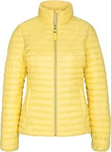 Żółta kurtka Tom Tailor