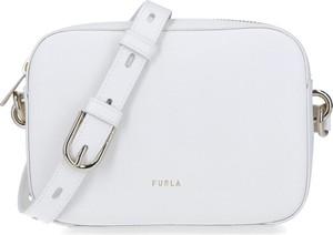 Torebka Furla w stylu casual ze skóry na ramię