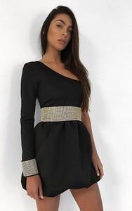 535353969b elegancka mała czarna sukienka - stylowo i modnie z Allani
