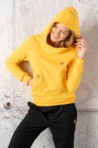 Żółta bluza Nessi Sportswear