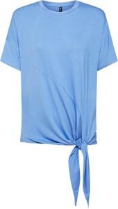 Niebieska bluzka Vero Moda