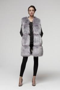 Kamizelka Smoke Furs długa