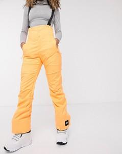 Pomarańczowe spodnie sportowe O'Neill