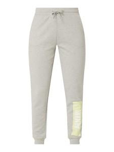 Spodnie Armani Exchange z bawełny