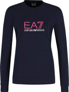 Bluza EA7 Emporio Armani w stylu casual