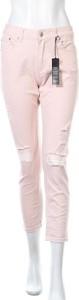 Różowe jeansy Miss Valley