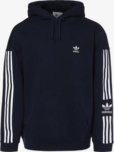 Granatowa bluza Adidas Originals