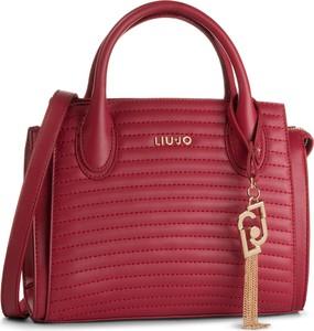 Czerwona torebka Liu-Jo duża do ręki