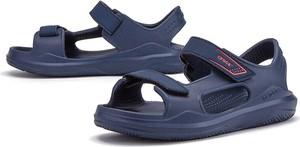 Sandały Crocs na rzepy