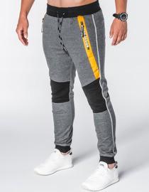 Spodnie sportowe Ombre Clothing w street stylu