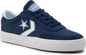 1bfc8509bb4e7 Sneakersy CONVERSE - Courtland 163187C Navy/White/White