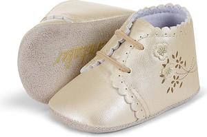 Buciki niemowlęce Sterntaler sznurowane