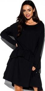 Czarna sukienka Lemoniade