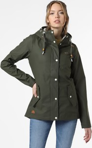 Zielona kurtka Ragwear krótka