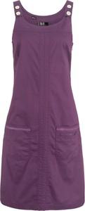 Sukienka bonprix bpc bonprix collection z okrągłym dekoltem bez rękawów