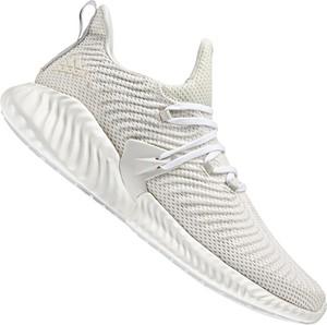 Buty sportowe Adidas sznurowane z tkaniny w sportowym stylu