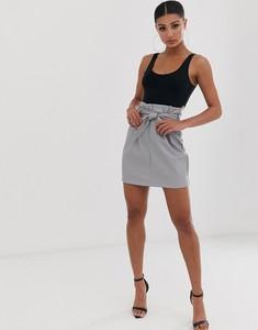 Spódnica Missguided mini ze skóry