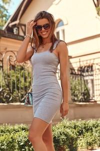 Sukienka Fasardi dopasowana