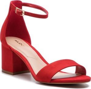 28f58803 sandały na koturnie aldo - stylowo i modnie z Allani