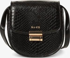 Czarna torebka NA-KD na ramię