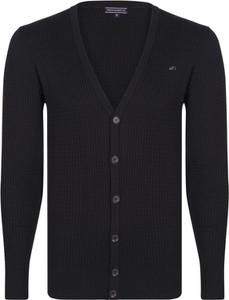 Czarny sweter Felix Hardy