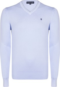 Niebieski sweter Giorgio Di Mare