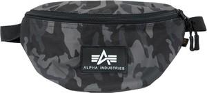 Czarna saszetka Alpha Industries