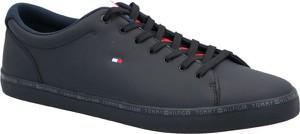 Tommy Hilfiger Skórzane sneakersy ESSENTIAL