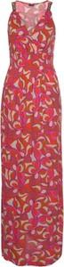 Sukienka LASCANA prosta z dekoltem w kształcie litery v bez rękawów