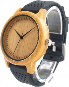 Zegarek drewniany BOBO BIRD B08