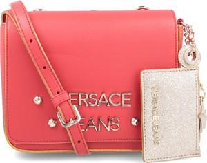 Czerwona torebka Versace Jeans