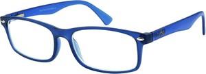 Niebieskie okulary damskie Montana