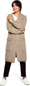 Sweter MOE z wełny w stylu casual