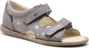 Buty dziecięce letnie Mrugała na rzepy