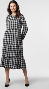 Sukienka Only w stylu casual z okrągłym dekoltem prosta