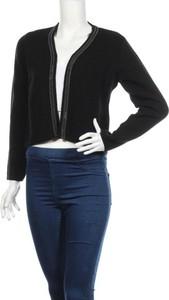 Czarny sweter Bréal w stylu casual