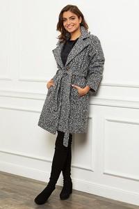 Płaszcz Joséfine w stylu casual