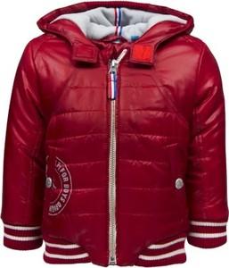 Czerwona kurtka dziecięca Lief dla chłopców