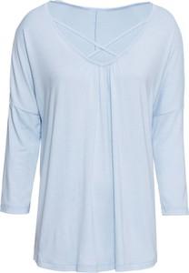 Bluzka bonprix BODYFLIRT w stylu casual