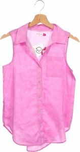 Różowa koszula dziecięca So