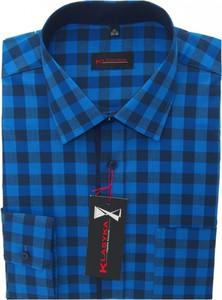 Niebieska koszula Klasyka Kielce