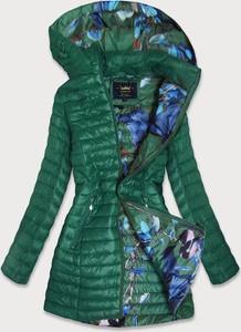 Zielona kurtka Goodlookin.pl w stylu casual