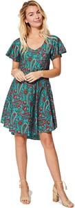 Sukienka Ipanima mini z dekoltem w kształcie litery v