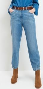 Niebieskie jeansy Mohito