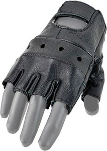 Czarne rękawiczki Mil-Tec