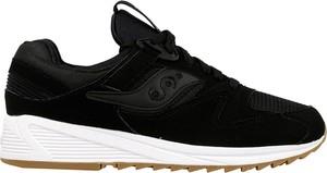 Czarne buty sportowe saucony