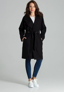 Płaszcz LENITIF w stylu casual