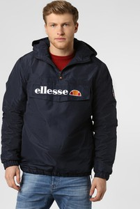 Niebieska kurtka Ellesse