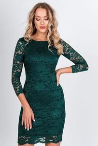 Zielona sukienka ZOiO.pl mini