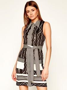 Sukienka Elisabetta Franchi mini koszulowa